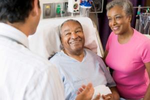After Hospital Discharge Home Care Nursing Services